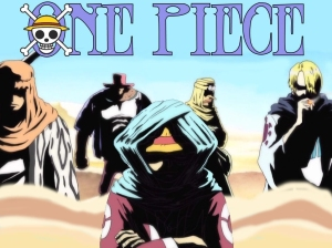 One piece arabasta