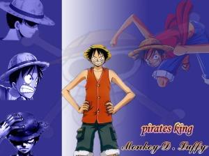 Pirata Luffy