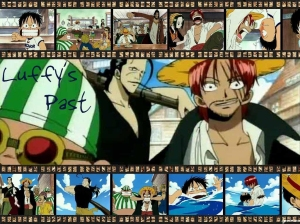 Luffy past