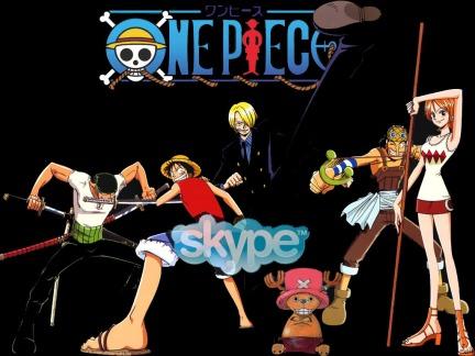 onepiece-skype